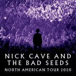 Nick Cave and the Bad Seeds at the Pacific Coliseum has been cancelled
