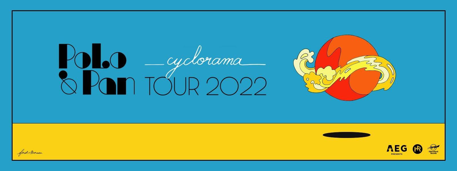 Polo & Pan : The Cyclorama Tour