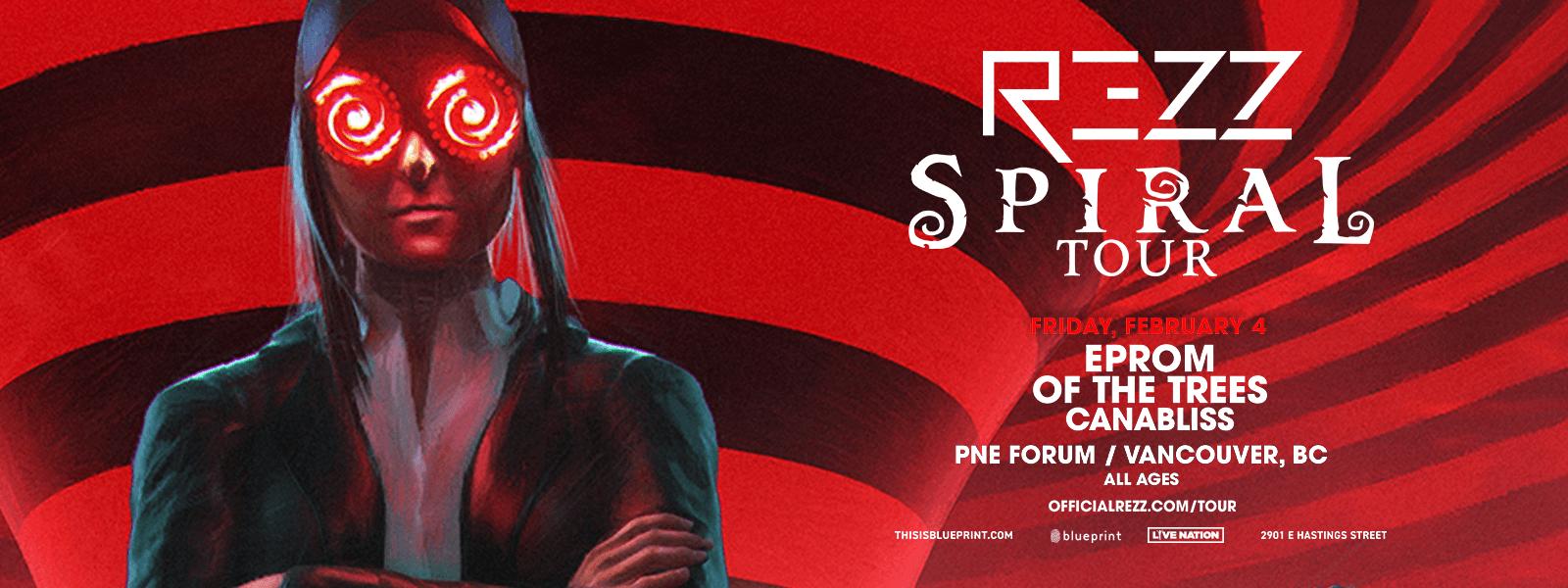 Rezz - Spiral Tour