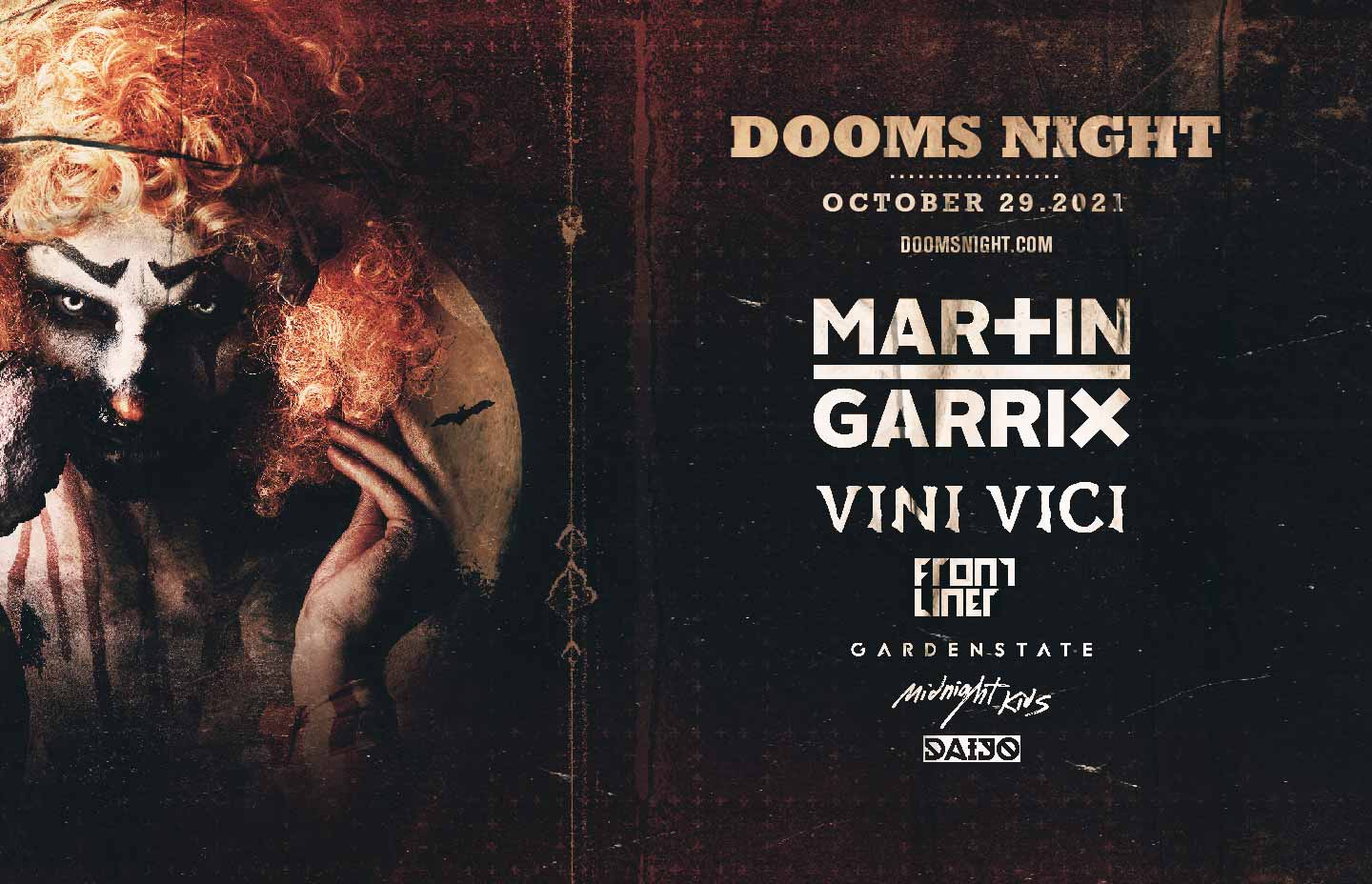 More Info for Dooms Night 2021