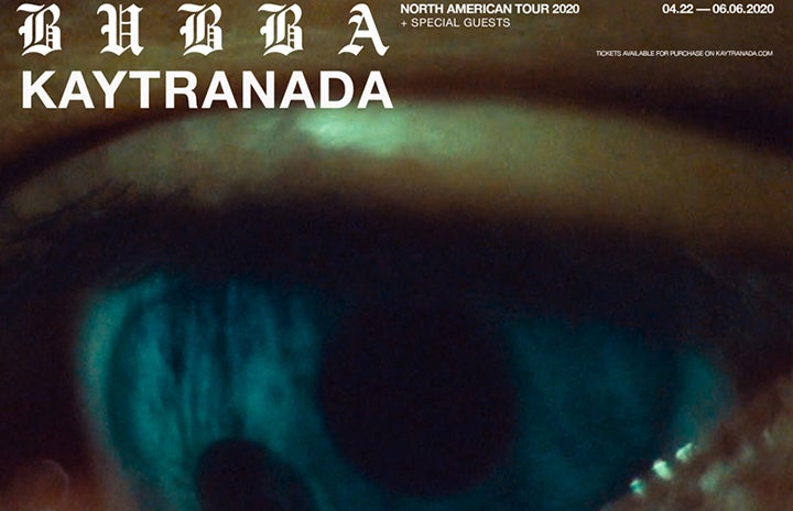 Kaytranada North American Tour Postponed