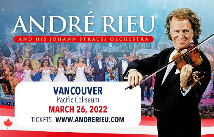 More Info for ANDRE RIEU