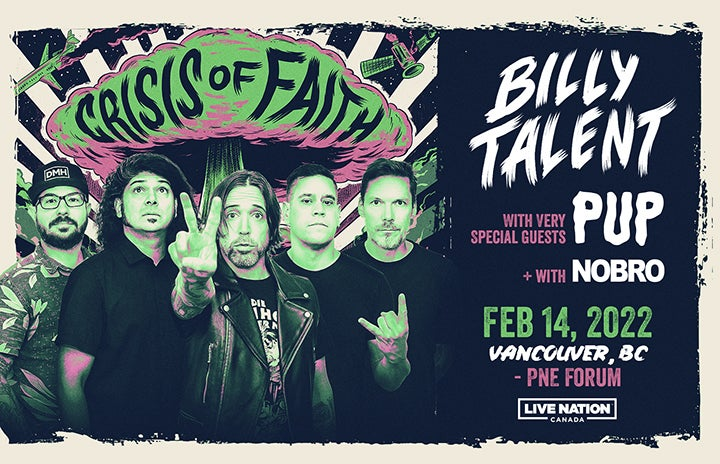 More Info for Billy Talent