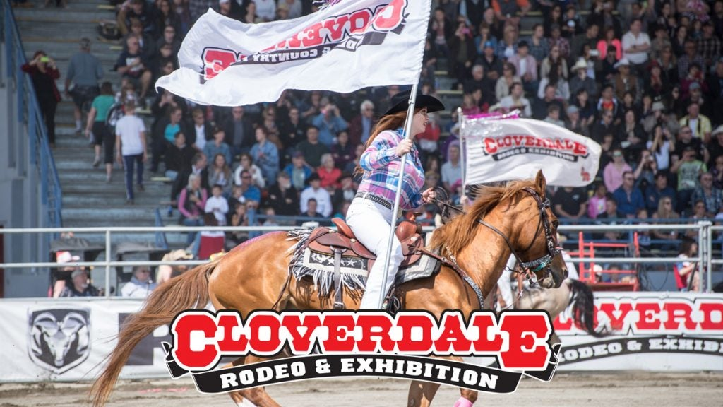 More Info for CLOVERDALE RODEO