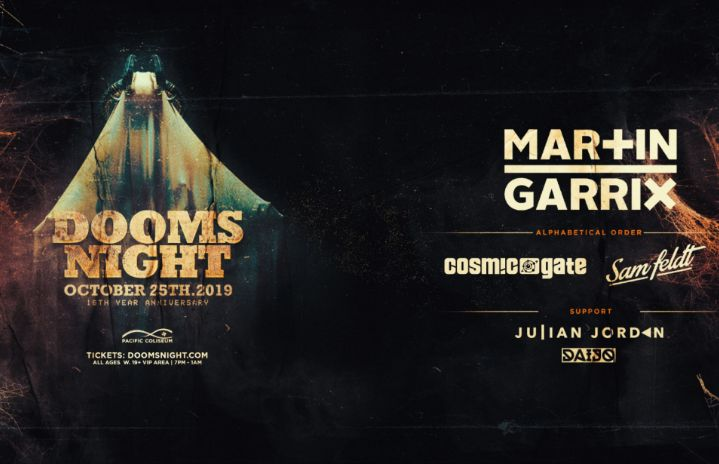 More Info for Dooms Night 2019