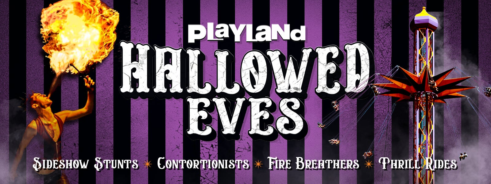 Playland Hallowed Eves