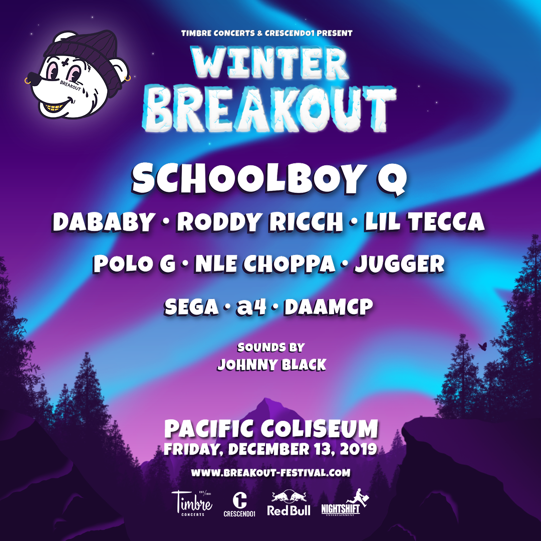 More Info for Winter Breakout 2019