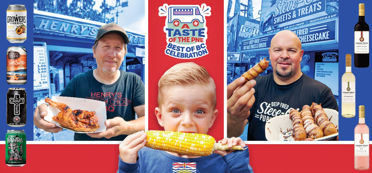 A Taste of the PNE: Best of BC Celebration