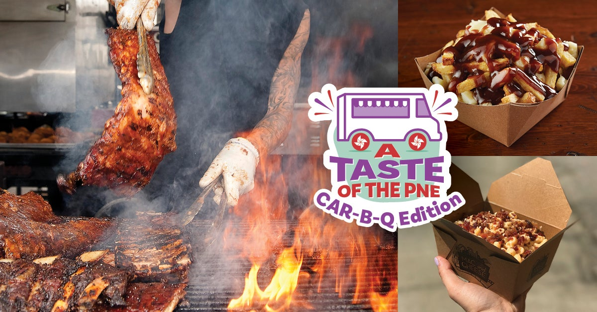 A Taste of the PNE: CAR-B-Q Edition