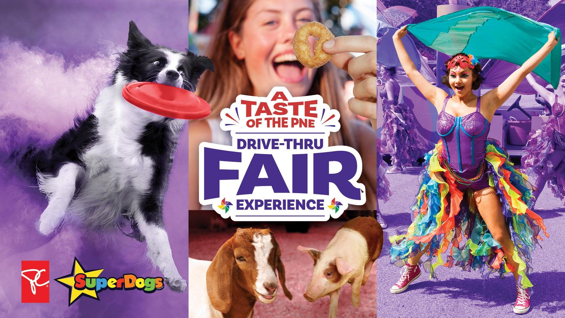 A Taste of the PNE: Drive-Thru Fair Experience