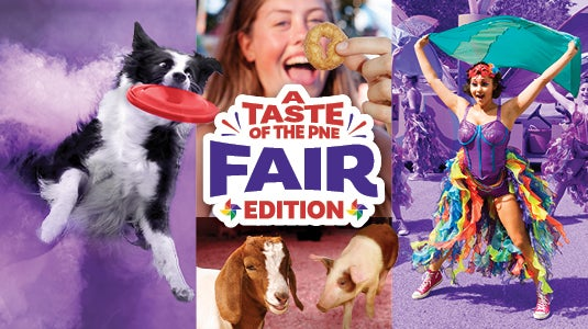 More Info for A Taste of the PNE: Drive-Thru Fair Experience