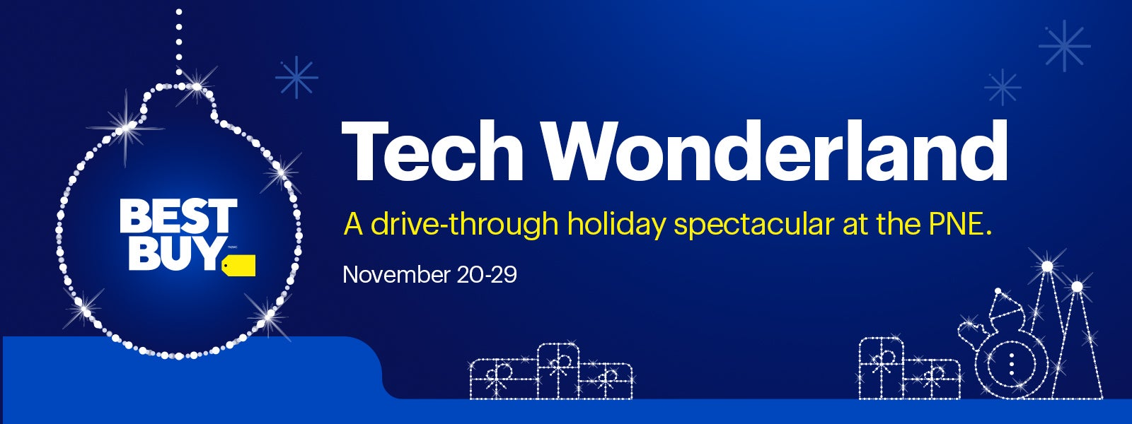 Best Buy Tech Wonderland