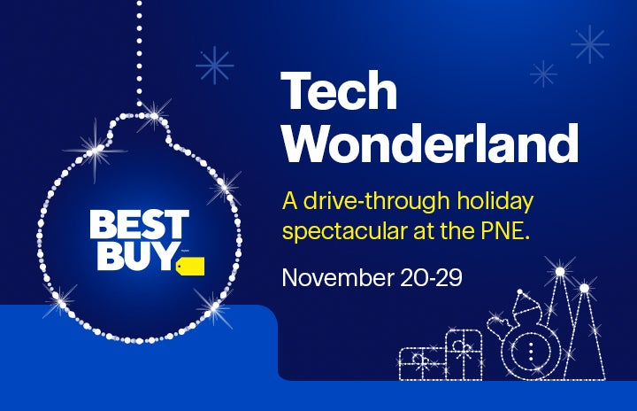 More Info for Best Buy Tech Wonderland