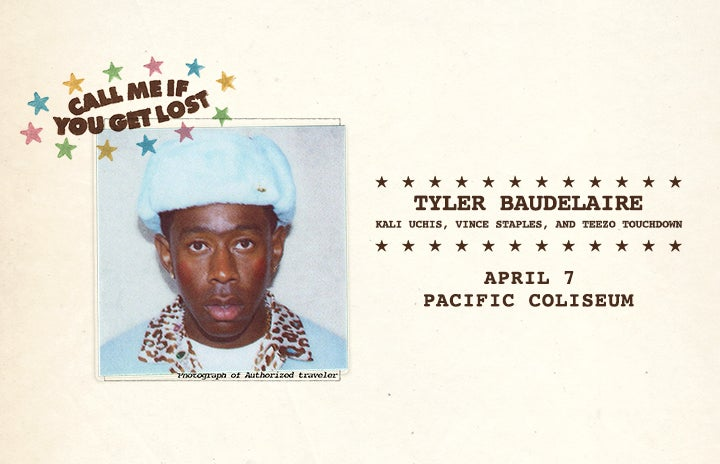More Info for Tyler, The Creator - Call Me If You Get Lost