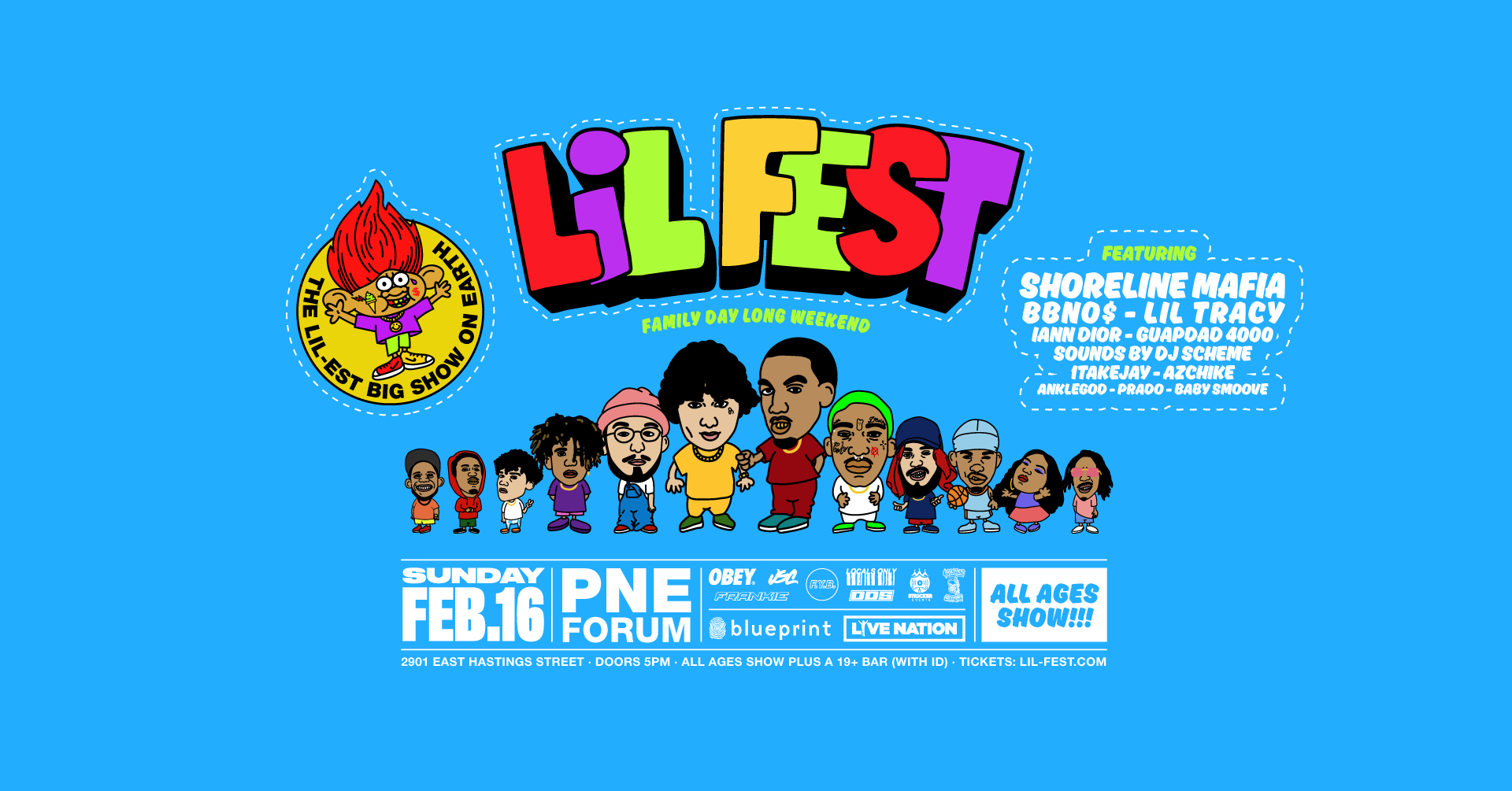 More Info for Lil Fest