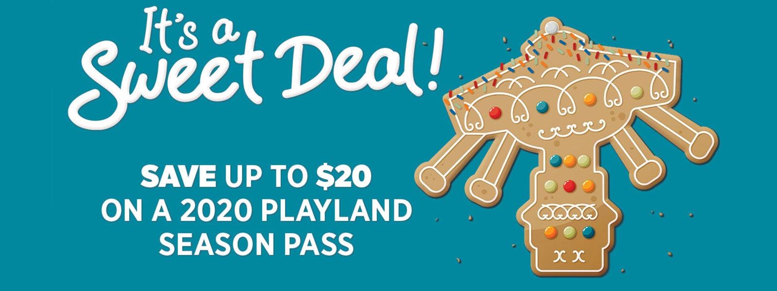 Playland Season Pass