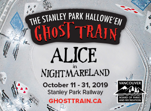 More Info for Stanley Park Ghost Train